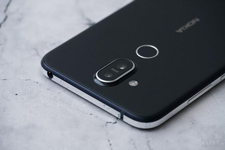 Nokia 8.1 加上蔡司認證的雙主鏡頭拍照更進化、續航力表現出色