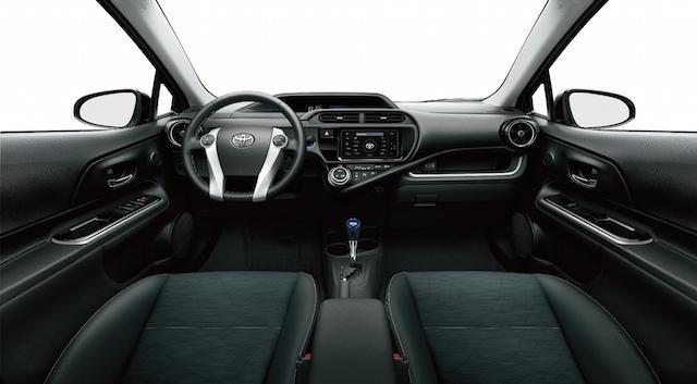 84.9萬!全新Toyota Prius C 小改登場