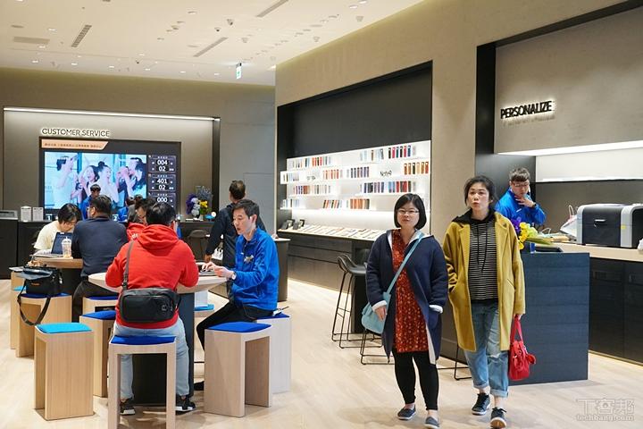 三星微風南山旗艦體驗館正式開幕,更多攝影、繪圖等科技藝術活動將在此處開跑