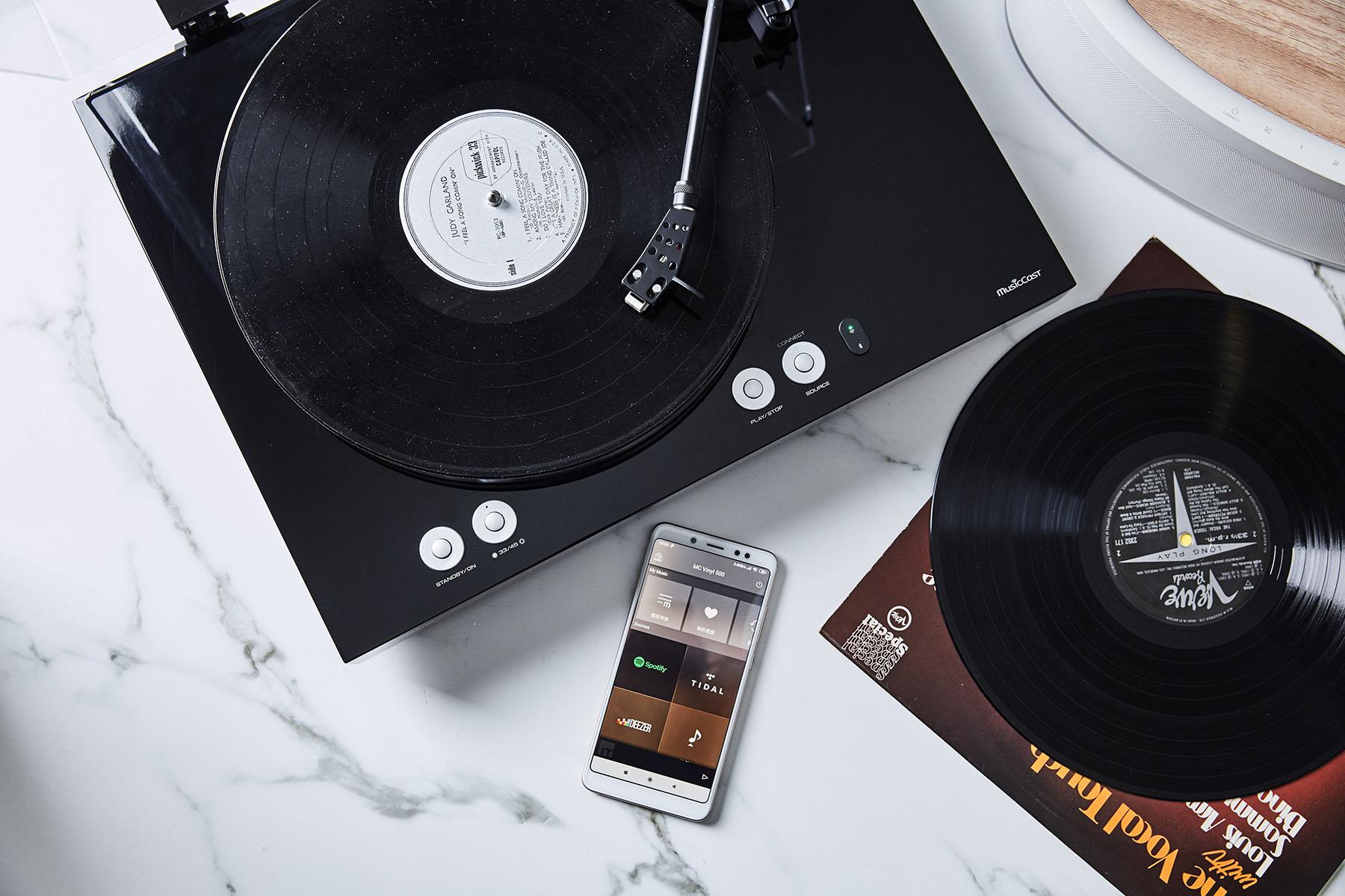 yamaha musiccast vinyl 500 t. Black Bedroom Furniture Sets. Home Design Ideas