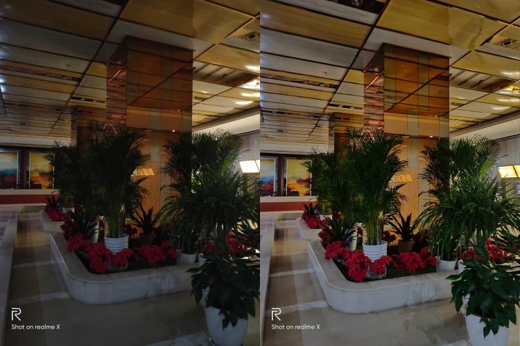 realme X 開箱,伸縮式前鏡�、看齊 OPPO 的美顏拍攝效果