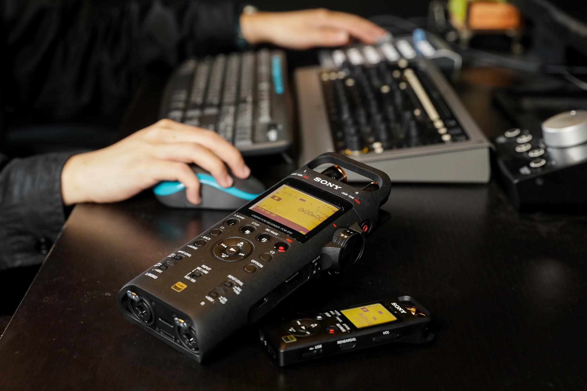 工欲善其事,必先利其器,若想讓取樣到的素材有最好的發揮,好的錄音工具肯定少不了。