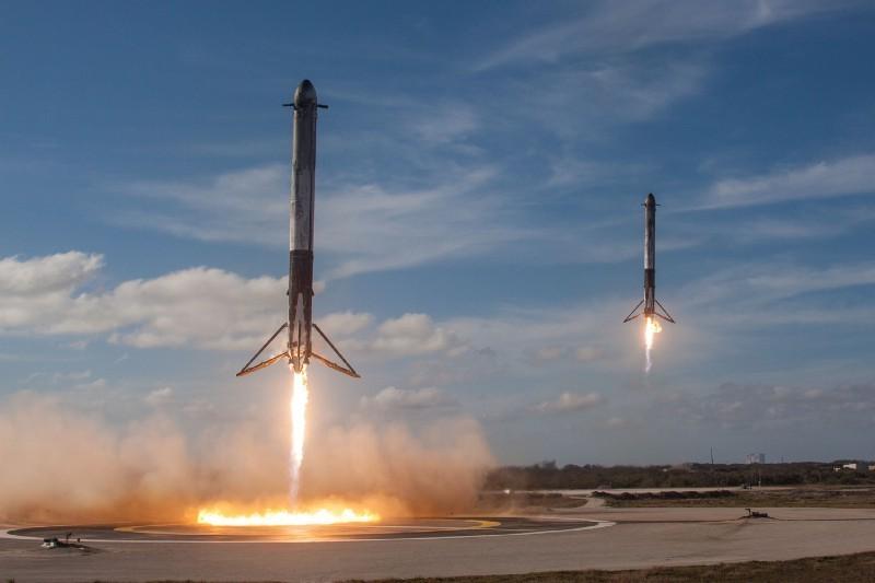 圖片來源:SpaceX on Unsplash