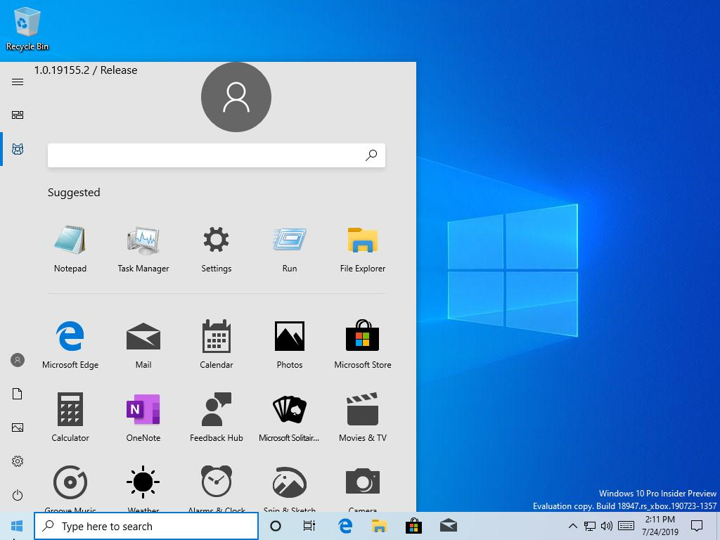 Windows 的開始選單又要改了?微軟意外公開了全新�計