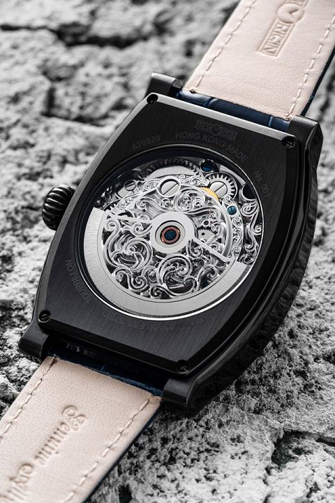 CAPCOM 公布《�物獵人世界:Iceborne》X 萬希泉聯名陀飛輪腕錶獲取辦法,人人有機會�獎