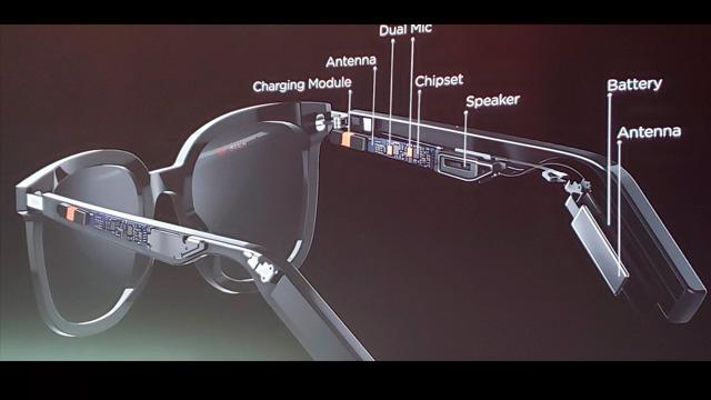 華為智慧眼鏡 EYEWEAR 9月13日�式開售,售價2499元