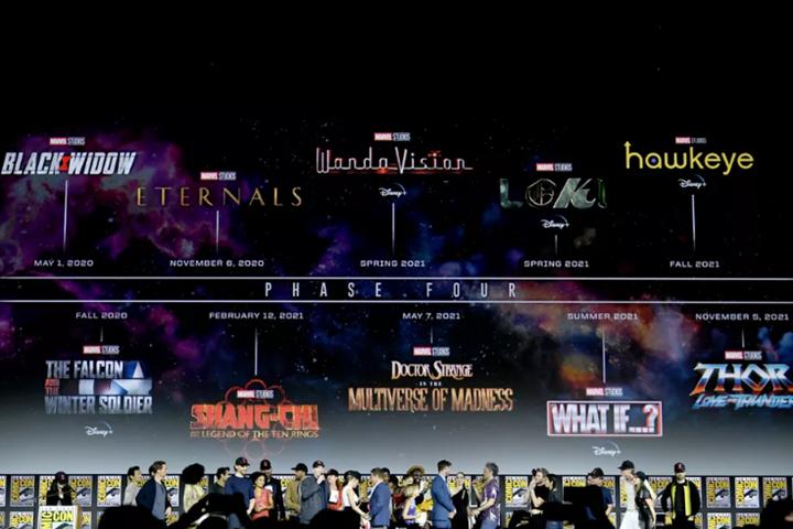 迪士尼 D23 博覽會登場!《黑豹 2》 將在 2022 年 5 月 6 日上映,另有 10 部 Marvel 英雄片檔期大公開