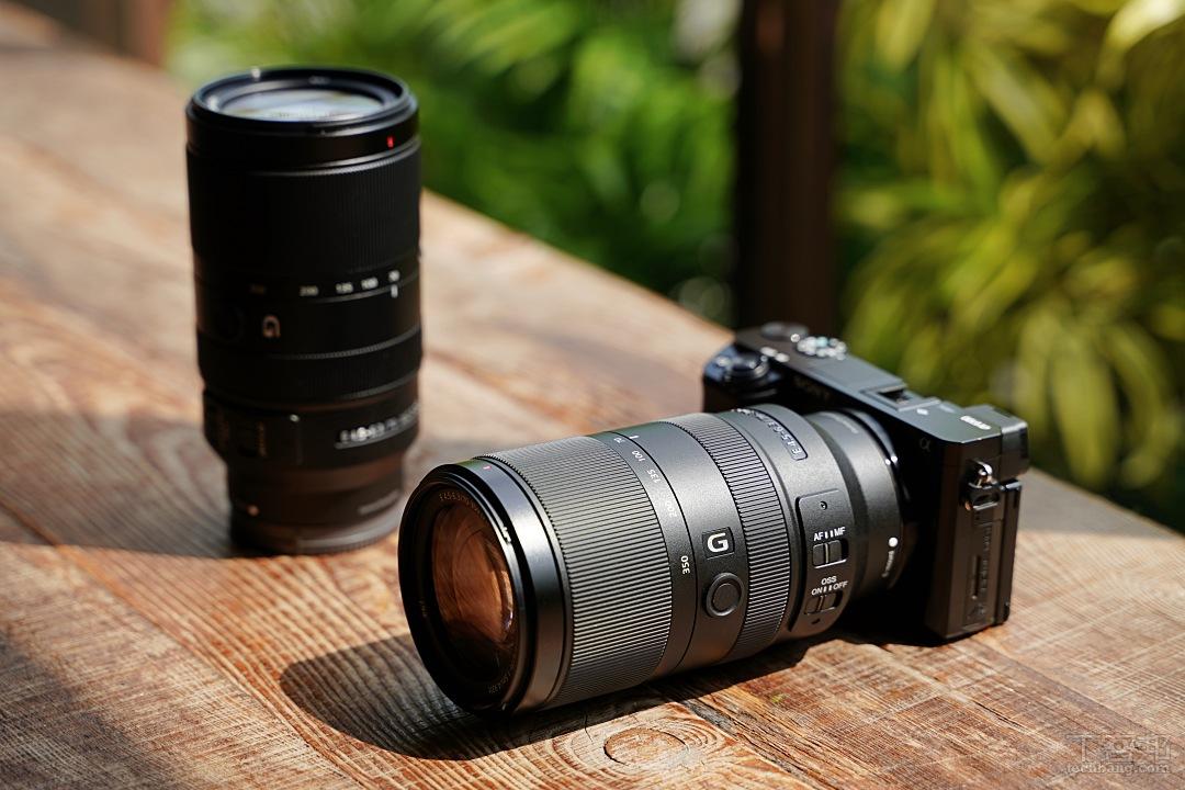 Sony E 接環望遠小砲 70-350mm F4.5-6.3 G 上市,旗艦機 a6600 同步亮相