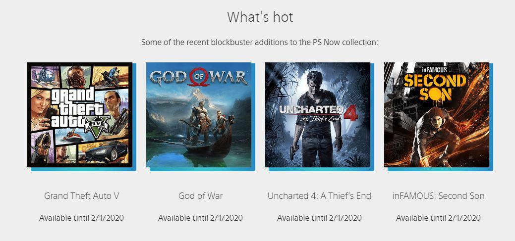 Sony 串流遊戲服務 PlayStation Now 降價啦!月費打對折,《戰神》同步登場
