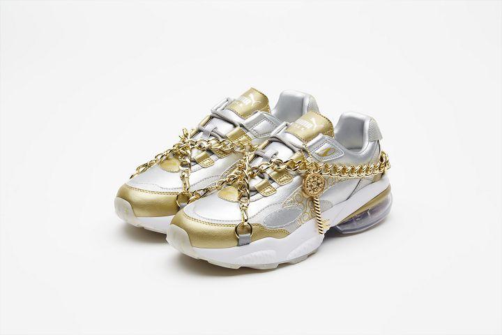 台客風金鍊裝飾,PUMA 推出航海王 ONE PIECE 超激限定聯名鞋款第二彈,這外型你有辦法駕馭嗎?