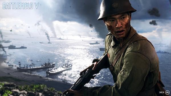 《戰地風雲5》現已於 Xbox One、PlayStation 4與 PC 上推出。
