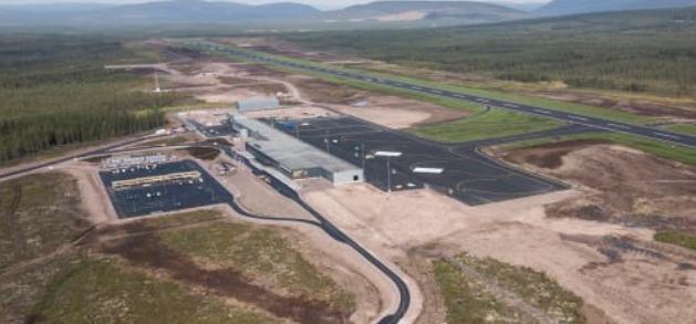 世界首座沒有蓋塔台的機場!斯堪的納�亞山脈機場即將啟用,他們怎麼指揮飛機?