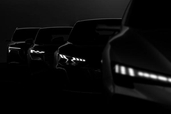 迎接2025純電時代 Audi從產線、生產到服務全面布局電動化