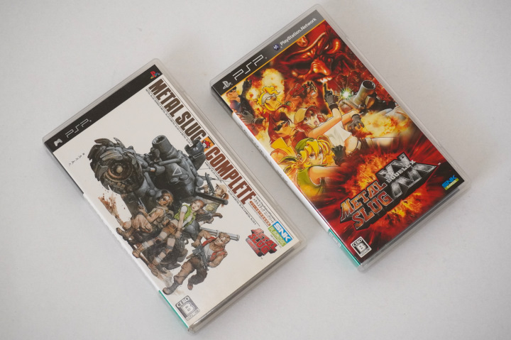 筆者最推薦的回味方式就是PlayStation Portable版的《越南大戰合集》加上《越南大戰XX》。