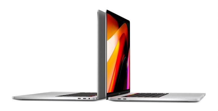 16 吋的 Macbook Pro 來了!8 核處理器、8TB SSD、剪刀式鍵盤