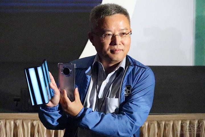 華為 Mate 30 Pro 未內建 Google 服務,台灣總經理:我們不說服消費者買