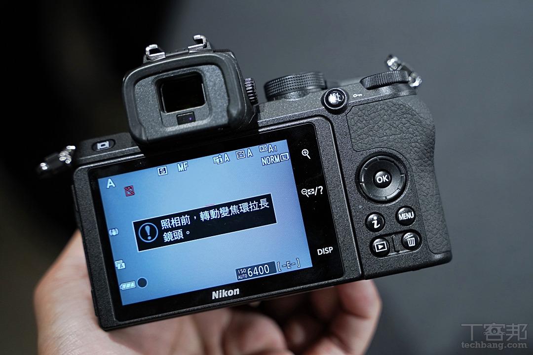 Nikon APS-C 無反微單 Z50 �式登場,單機身售價 26,800 元,要價近 27 萬天價鏡�同�亮相