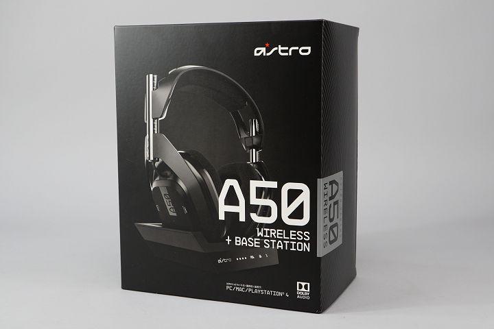 Astro A50 無線電競耳機,目前羅技在台灣販售的是最新的第 4 代版本。
