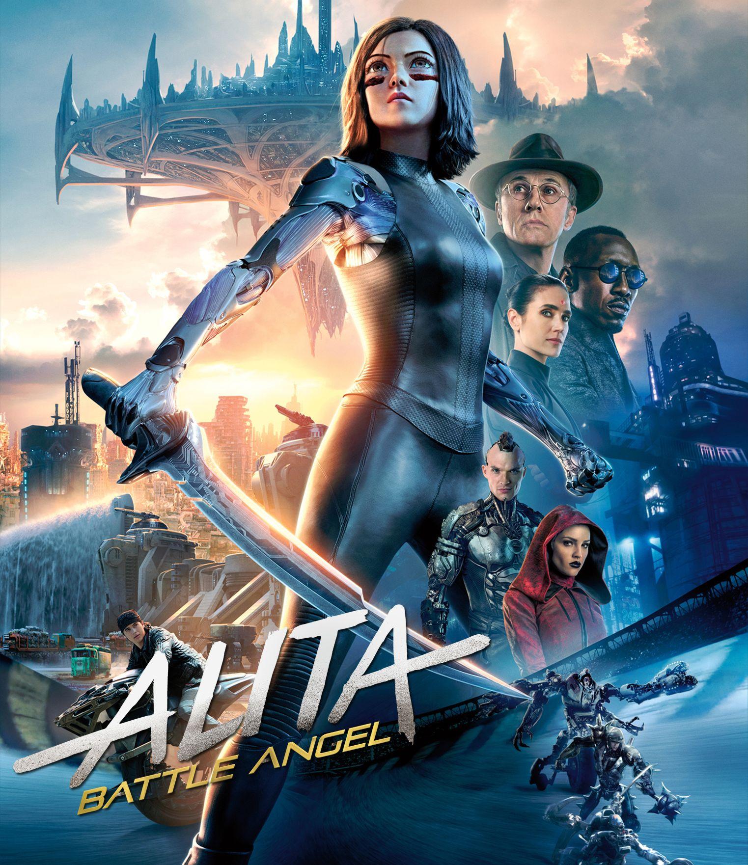 電影:「戰鬥天使:艾莉塔」