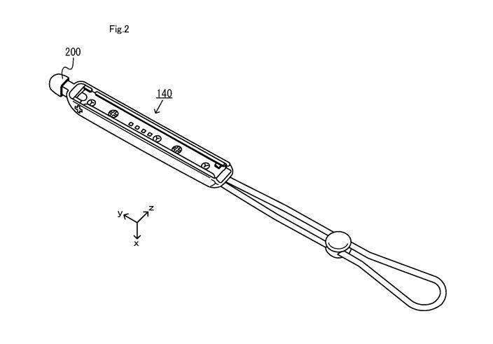 任天堂提交新專利,加上小配件 Joy-Cons 將可以化身觸控�