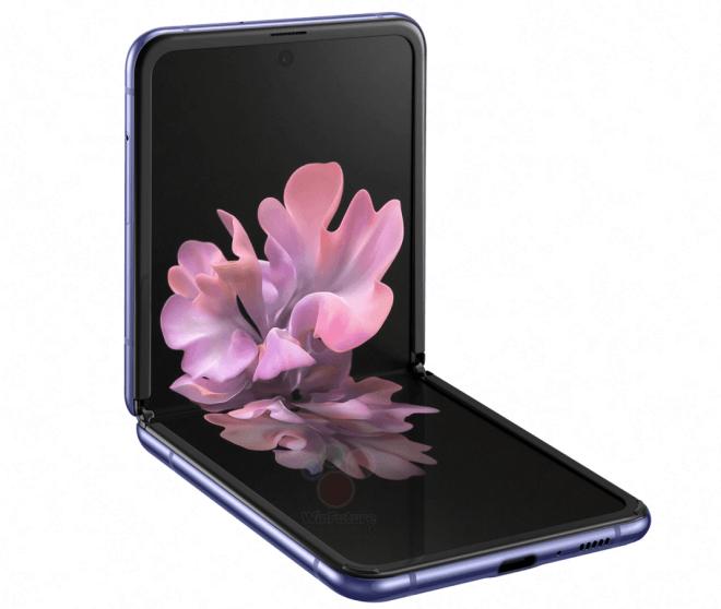 三星新摺疊機 Galaxy Z Flip 爆料整理:22:9 挖�螢幕、S855+ 處理器