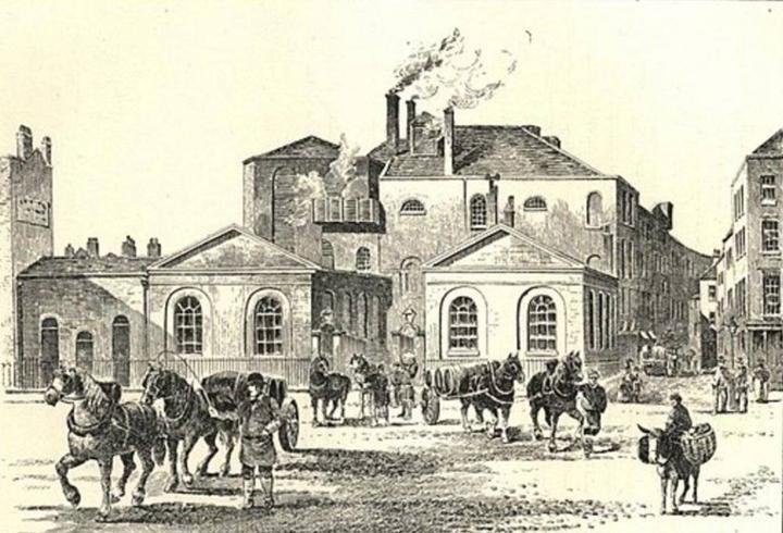 19世紀的倫敦