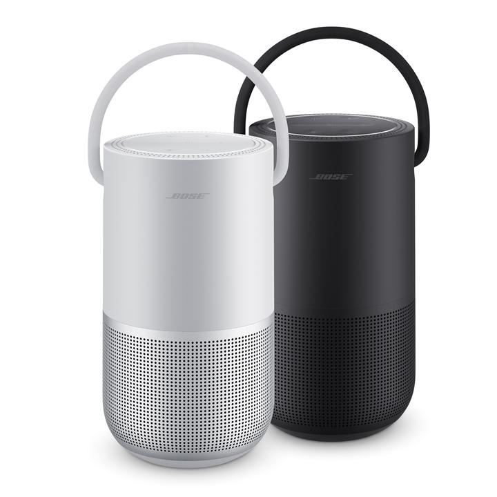 居家、戶外同享好音質!Bose 可攜式智慧揚聲器在台上市,支援 AirPlay 2 與 Spotify Connect