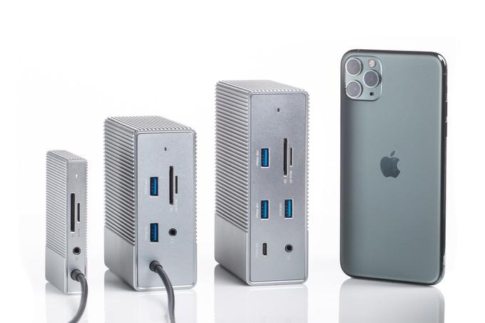 HyperDrive Gen2總共具有3種尺寸,入門、�階版都是採用固定式纜線�計,頂規版則採可拆卸式纜線。