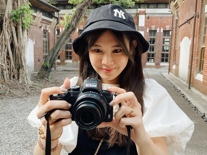 專訪時尚 KOL 陳小藍:Nikon Z50 與她的質感親子生活