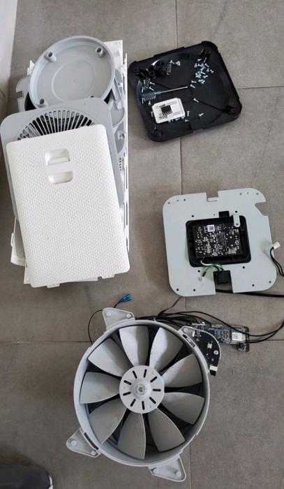 解鎖小米空氣淨化器隱藏功能,改造為ITX電腦機殼、自帶風扇簡直完美
