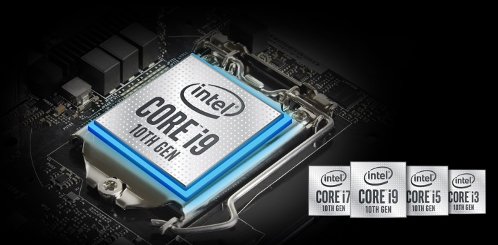 DeskMini H470支援Intel第10代Core i3、i5、i7、i9�處理器。