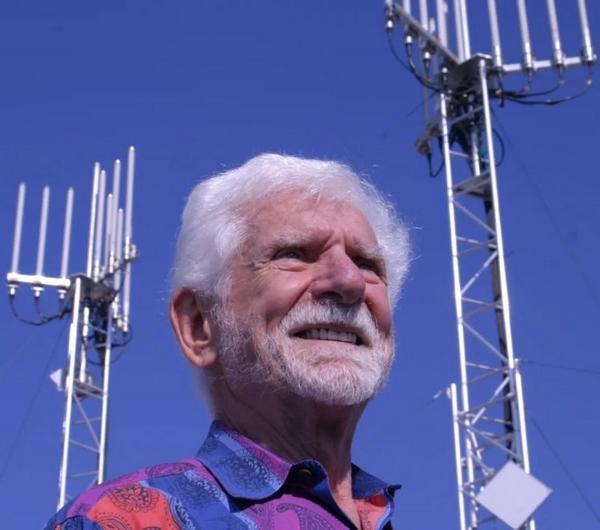 馬丁‧庫帕,和「謝耳朵」一個姓,此照片拍攝於2007年。圖/Wikipedia