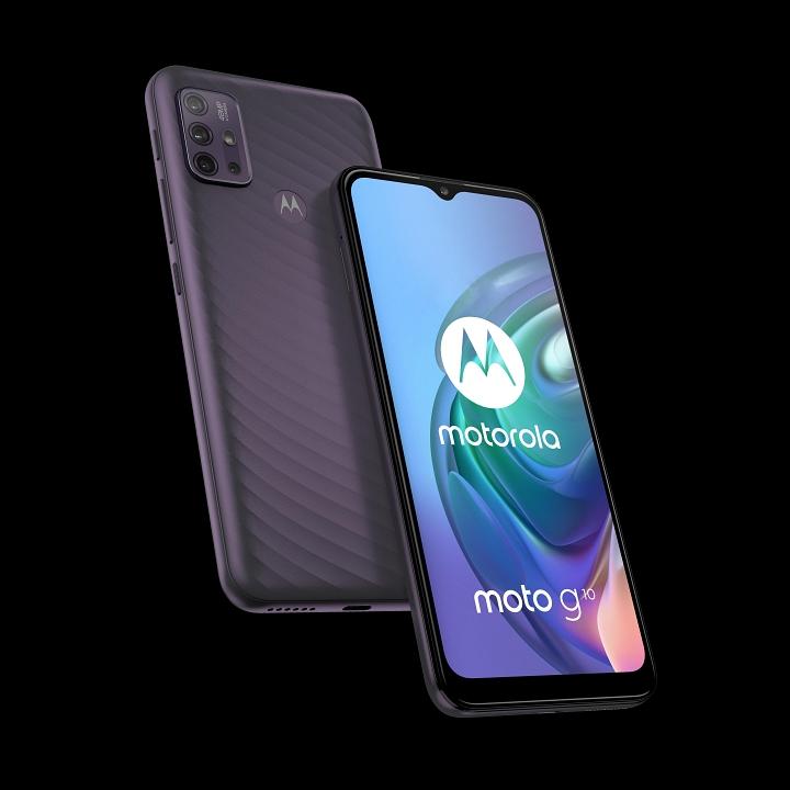 Motorola g10、g30 兩款入門機登場,售價 5990 元起