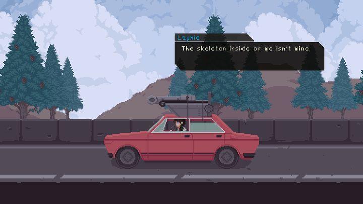 在《11:45 栩栩如生》中,玩家可扮演一個認為自己體內有著他人骨骼的女學生。