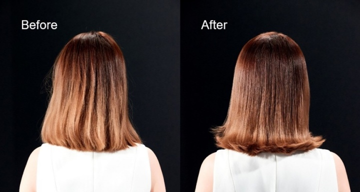 Dyson「全新抗毛躁吹嘴」主要用途為撫平頭髮毛躁,並為後續造型打好基礎,而其他四款造型吹嘴則是在吹乾髮絲之際,同時快速完成不同的頭髮塑型。