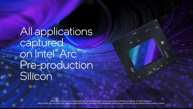 Intel的獨立顯示卡、顯示晶片將納入全新的Arc品牌,首代產品代號為Alchemist。