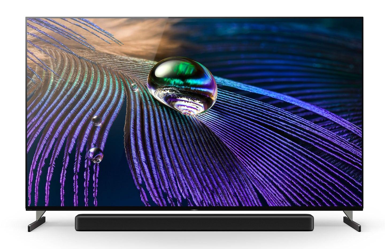 同樣採用 OLED 面板的 XRM-55A90J,透過 XR Picture 技術針對色彩呈現、明暗對比進行最佳化,智慧化升階與動態清晰技術也能進一�優化影像品質。