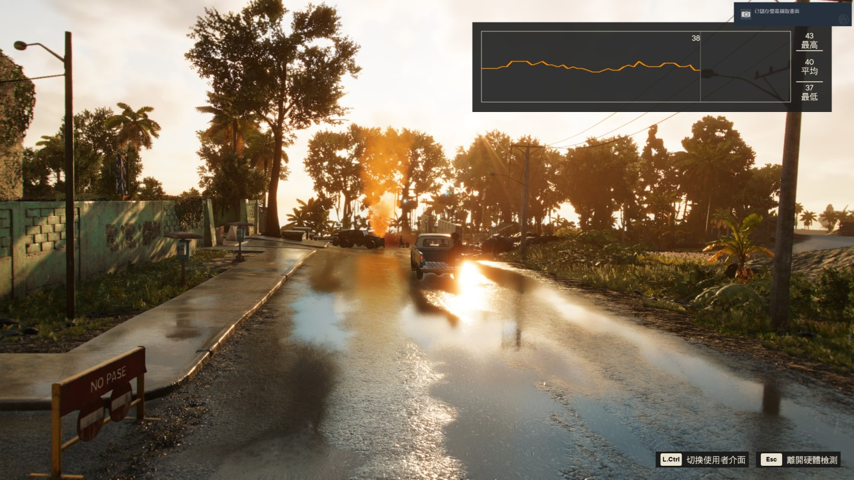 《極地戰嚎6》具有廣大的開放式地圖,也支援光線追蹤帶來炫目且逼真的視覺效果。