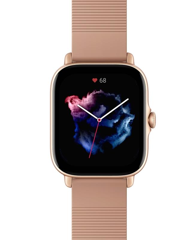 Amazfit 推出 GTR 3 和 GTS 3 智慧錶,售價 5,695 元起