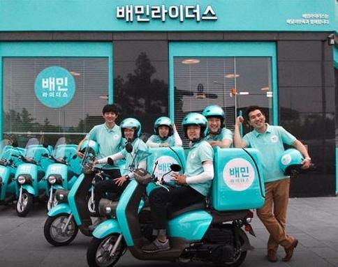 突破40萬人,韓國外賣員比老師、程式�計師多、成第16大職�